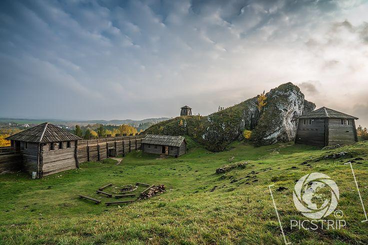 Ogrodzieniec Settlement, Poland #ogrodzieniec #grod #settlement #historia #history #trip #travel #picstrip