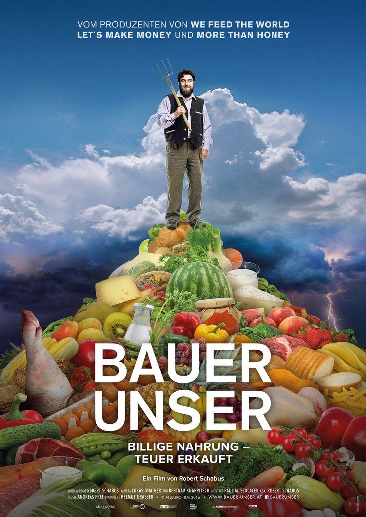 Bauer unser, Dokumentarfilm, Filmplakat