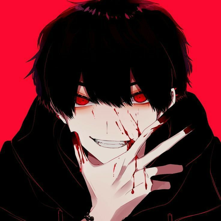 Pin By Jazmine Buentello On My Saves Yandere Anime Dark Anime Guys Yandere Manga