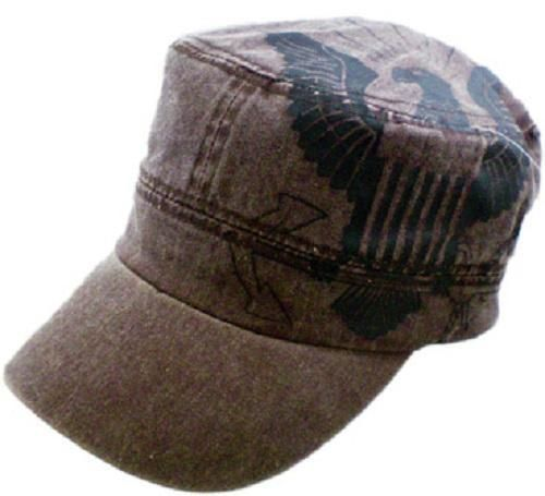 86a9b8ef36b0e Navy - Flat Cap - USN Logo  fashion  clothing  shoes  accessories   mensaccessories  hats (ebay link)