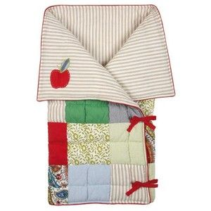 Made with Love - Snuggle Me - sleeping bag for baby and unzips to a playmat