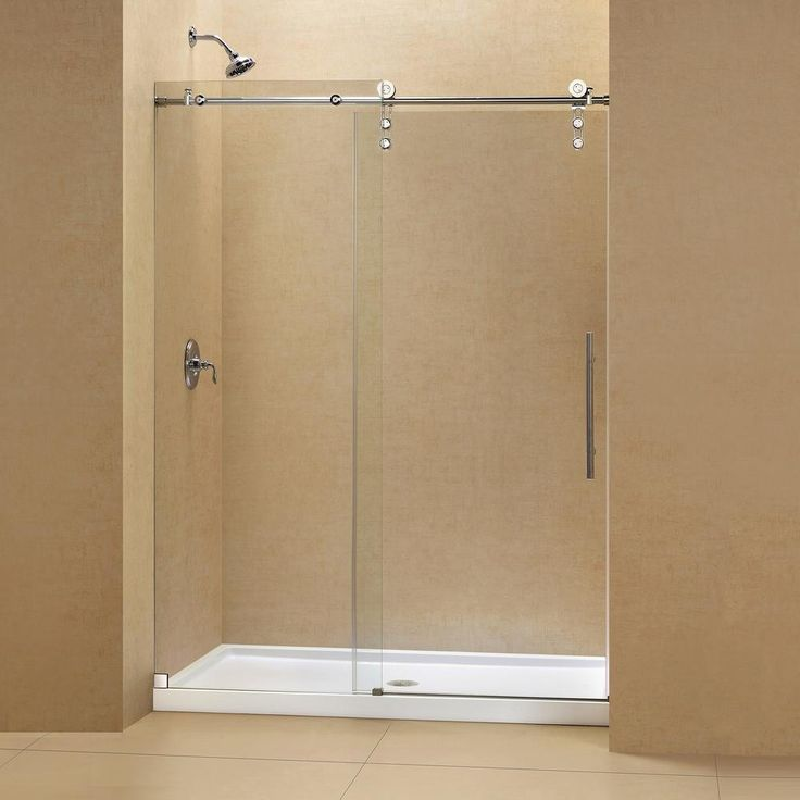 17 best ideas about sliding shower doors on pinterest for Bathroom entrance doors