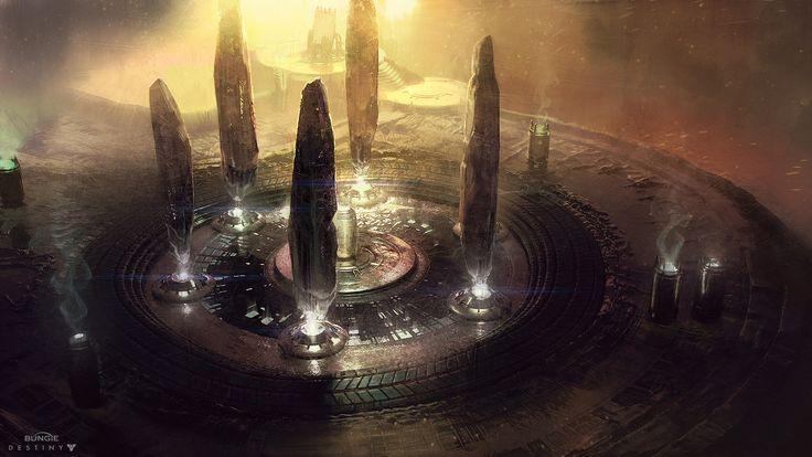 ArtStation - Destiny - Taken King Hive Concept Art, Frank Capezzuto III