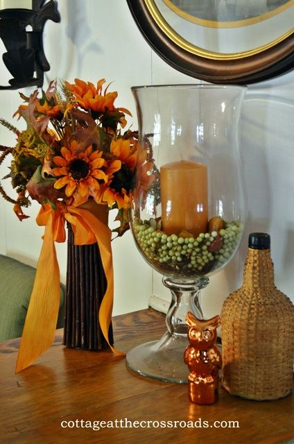 fall decorations - Google Search