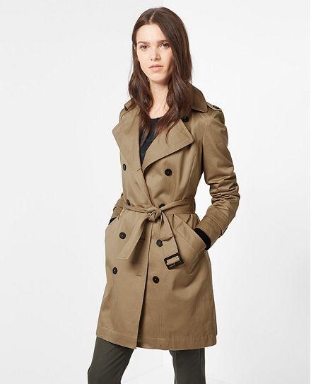 les 25 meilleures id es concernant trench femme beige sur pinterest veste en poil de chameau. Black Bedroom Furniture Sets. Home Design Ideas