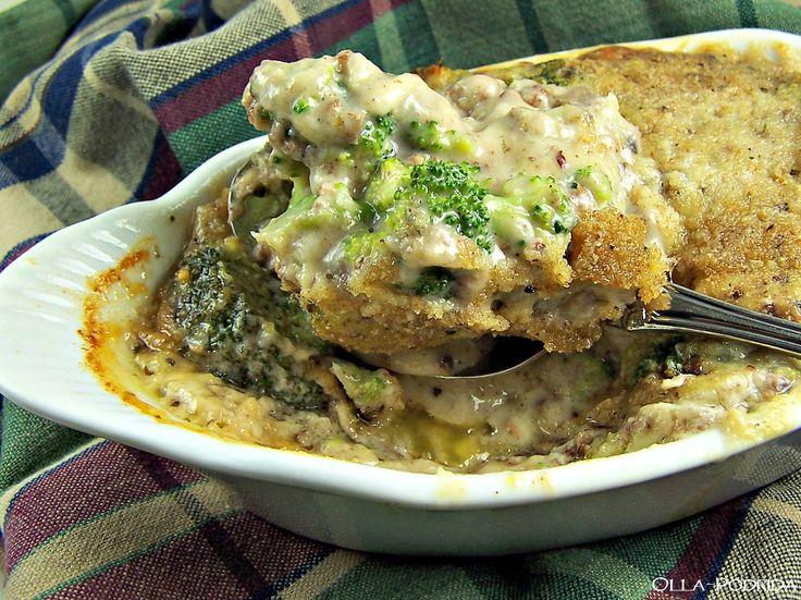 Broccoli Pecan Casserole