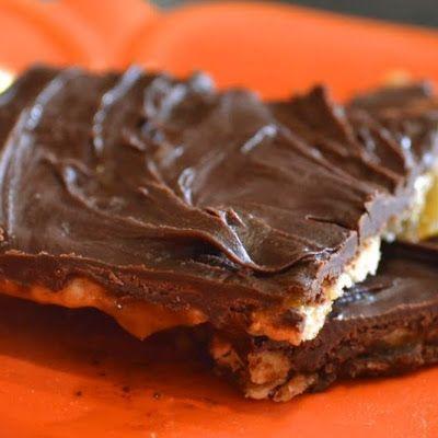 Cracker Cookies | Weight Watchers Recipes