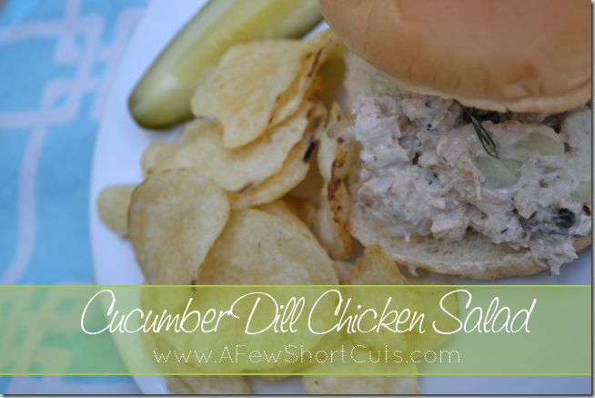 Cucumber Dill Chicken Salad #lunchbox #recipeCoconut Yogurt, Cucumber Dill, Chickensalad Chicken, Chicken Salads, Dill Chicken Salad, Chickensalad Recipe, Chicken Dill Greek Yogurt, Food Recipe, Chicken Salad Recipes