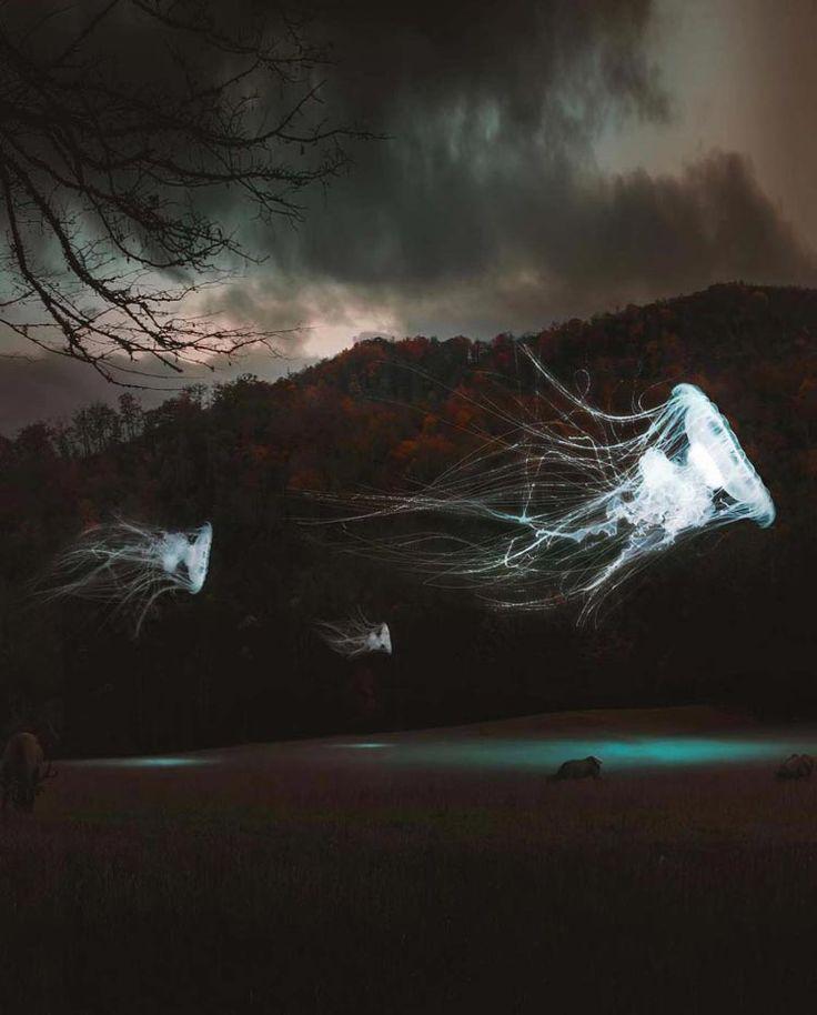 Les superbes montages photo de l'artiste Huseyin Sahin