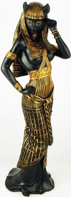 Bastet Feminine Divine Statue