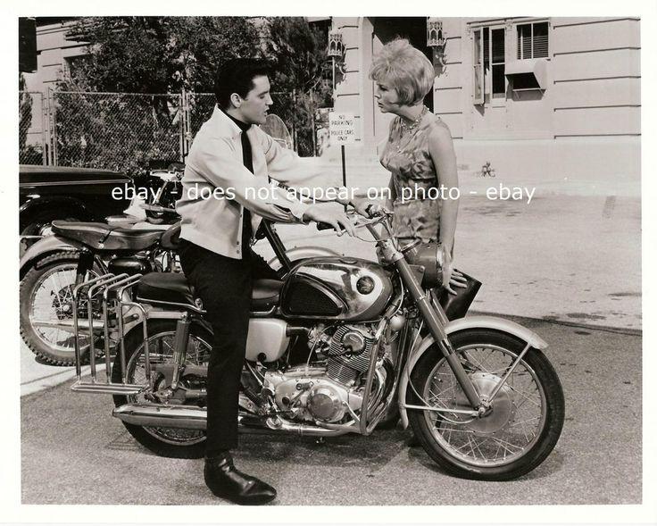 "Elvis Presley & Joan Staley  - ""Roustabout"""