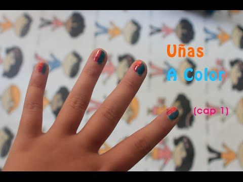Uñas A Color  (cap  1)