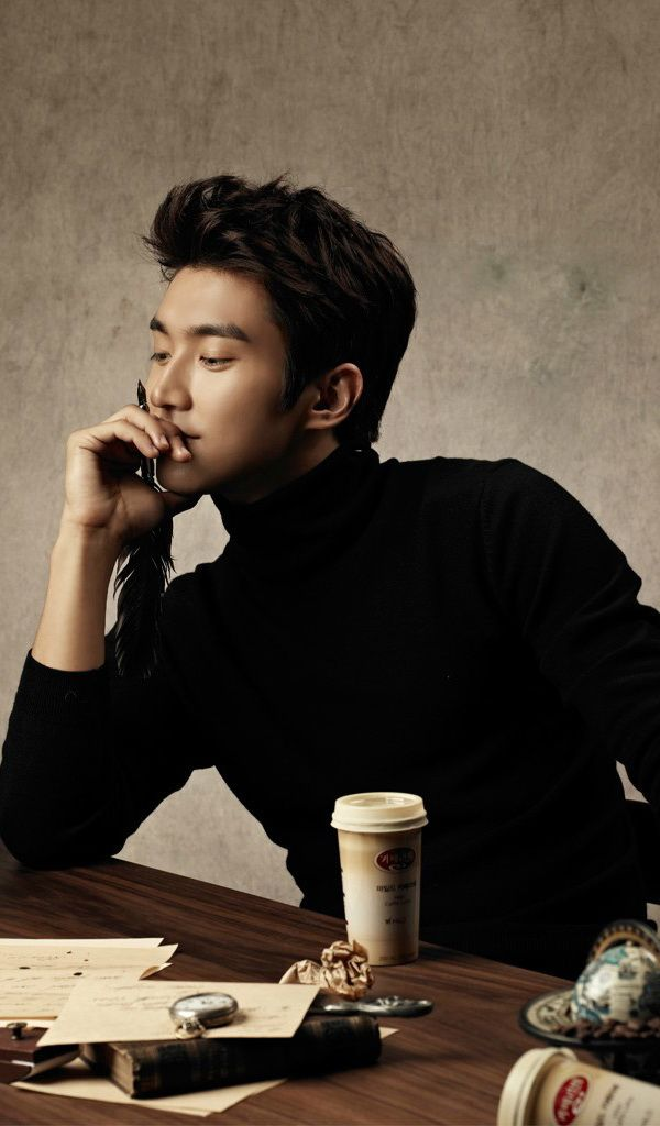 Choi Siwon -- a guy who seems to have it all.....