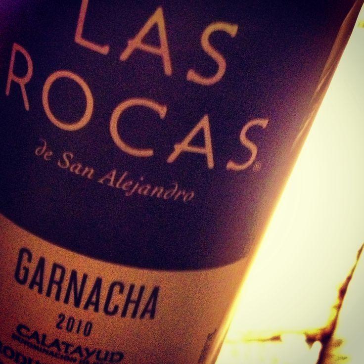 Las Rocas de San Alejandro #calatayud #garnacha
