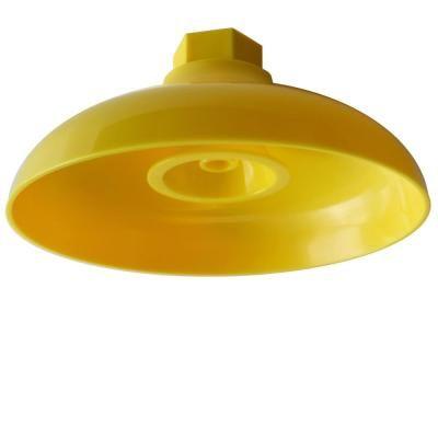 Speakman Lifesaver 8 in. Plastic Emergency Shower Head in