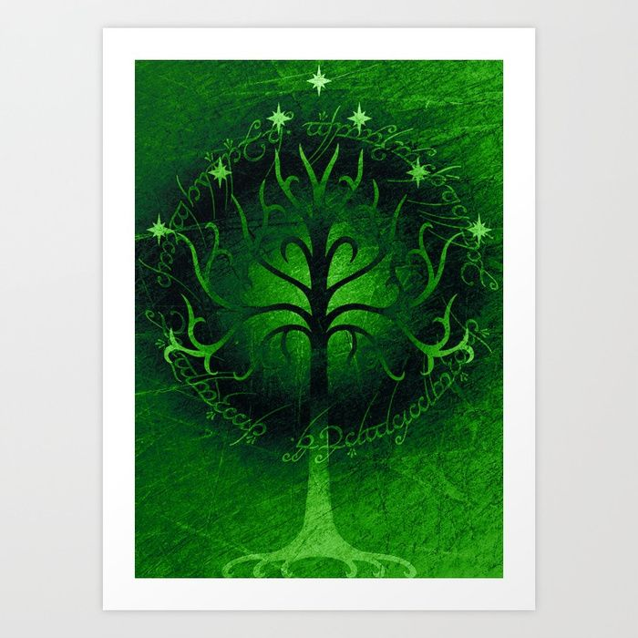 25% Off Art Prints, Tapestries and All Wall Art With Code: LETSHANG. Buy Valiant Fellowship Art Print. #movies #movie #cinema #fantasy #books #bookworm #booklovers #dark #towers #tree #green #ring #art #artist #design #modern  #sale #sales #discount #posters #gifts #giftideas #homegifts #39 #wallart #livingroom #decoration #home #homedecor #cool #awesome #giftsforhim #giftsforher #society6#fandom