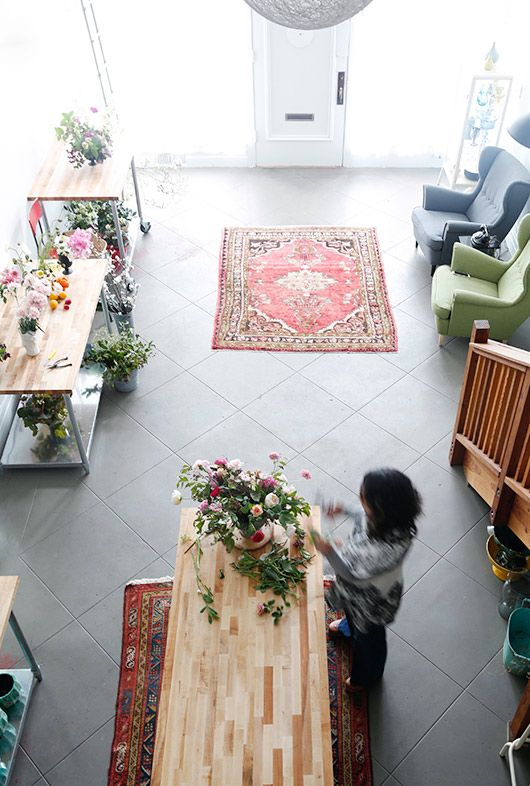 welcome to tulipina floral studio / sfgirlbybay
