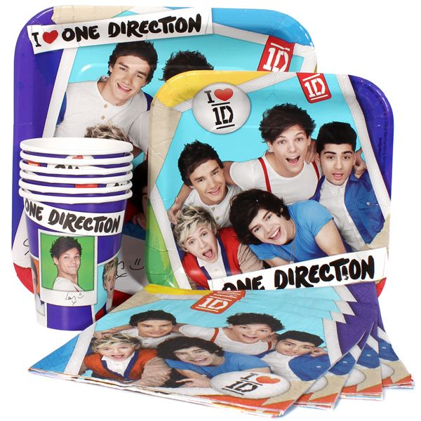 one direction birthday decorations