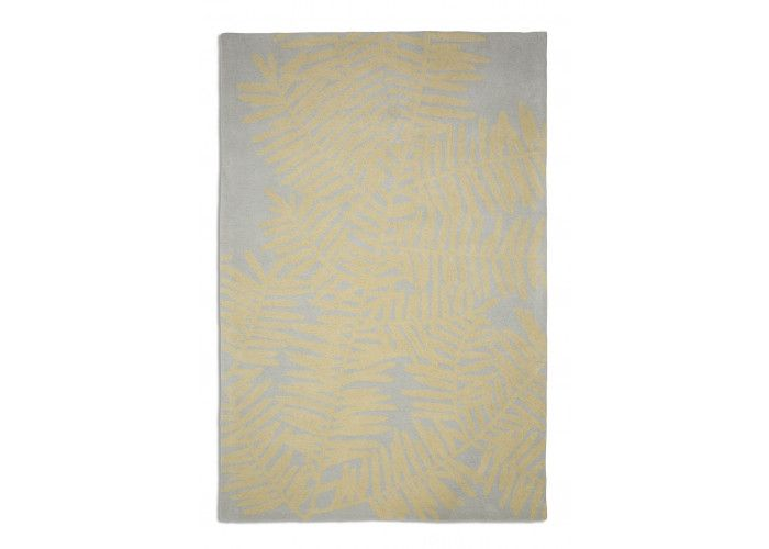 http://www.bonsoni.com/pedro-leaf-subtle-design-palm-hand-tufted-yellow-grey-100-wool-rug-120-x-170cm  Calming, relaxing and peaceful, drift away with one of three delicate colourways which was made in India.   http://www.bonsoni.com/pedro-leaf-subtle-design-palm-hand-tufted-yellow-grey-100-wool-rug-120-x-170cm