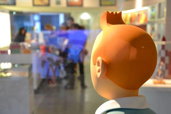 Musée Hergé - Musée Hergé - Dimanche gratuit