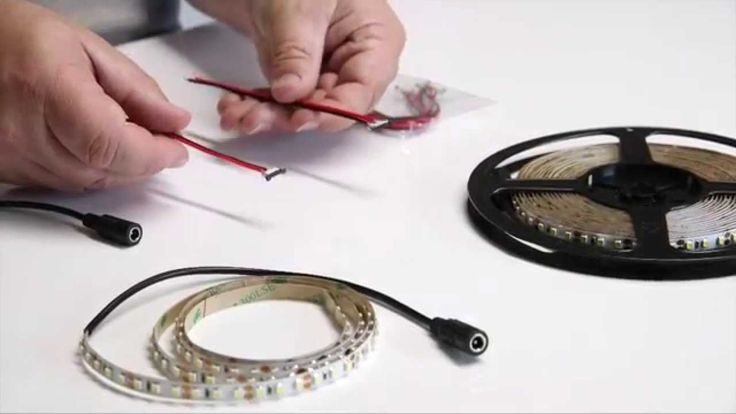 Welcome to this LED-supplies.com video on how to cut, connect and power LED Strip lighting. View the video on the LED strips section of our website at : http...