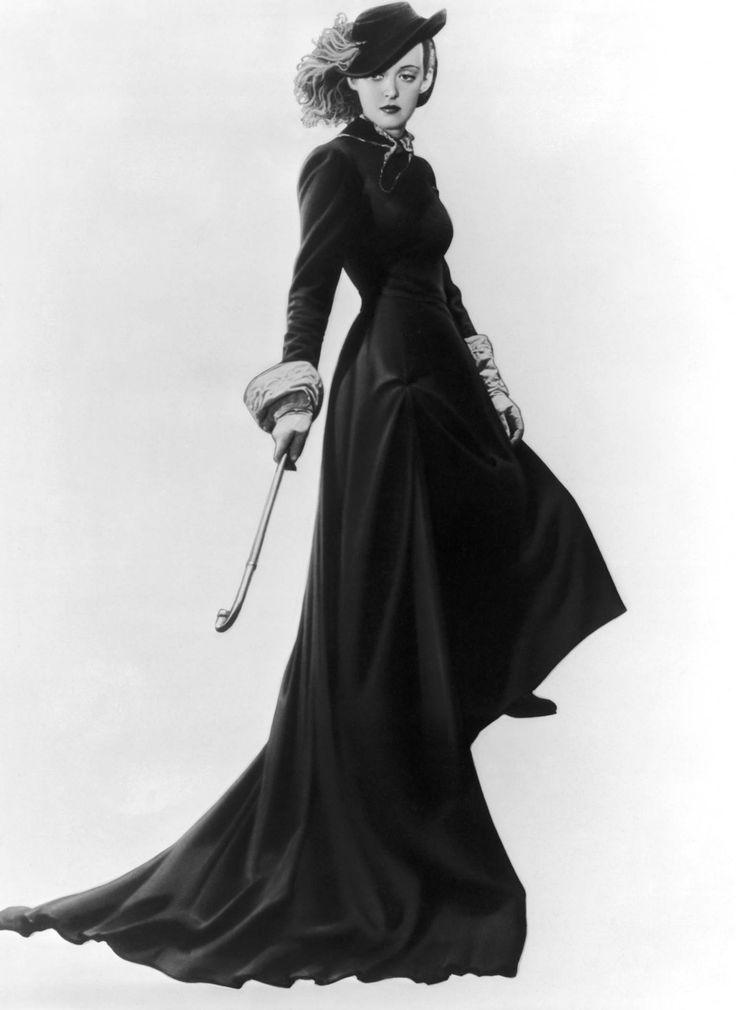 Bette Davis, Jezebel (1938)