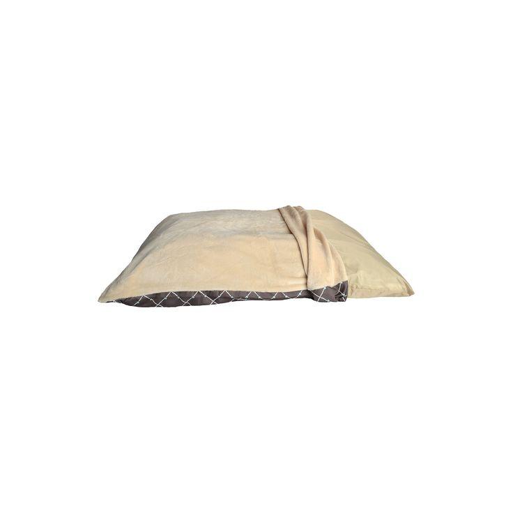 Orthopedic Pillow Pet Bed Cover X-Large - Boots & Barkley, Ikat Lattice