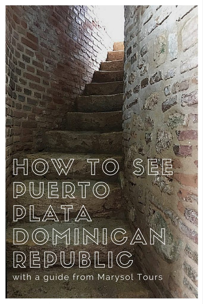 Dominican Republic with kids: Exploring Puerto Plata with Marysol Tours - Pitstops for Kids