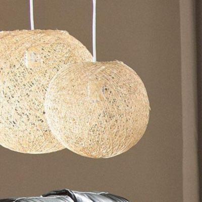Luminaire suspendu en rotin globe sears sears canada for Globe luminaire interieur
