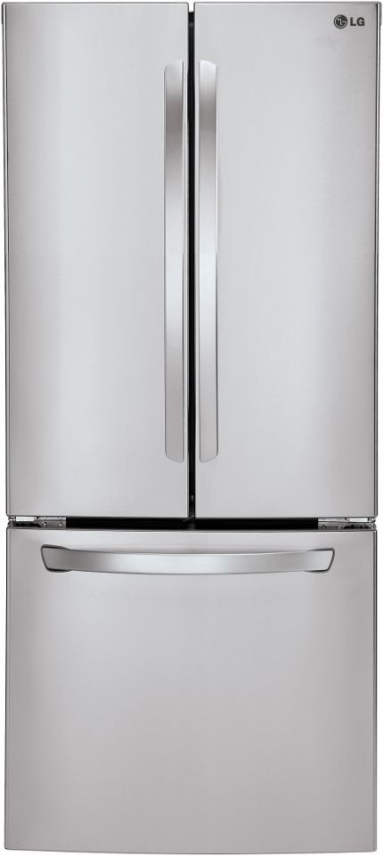 Lowest price on LG LFC22770ST 22.0 Cu. Ft. Stainless Steel French Door Refrigerator - Energy Star. Shop today!