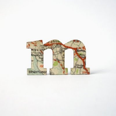 .: M Initials, Diy Crafts, Gifts Ideas, Letters I Monograms, Cute Ideas, Kitchens Ideas, World Maps, Ideas Sparklers, Teacher Letters