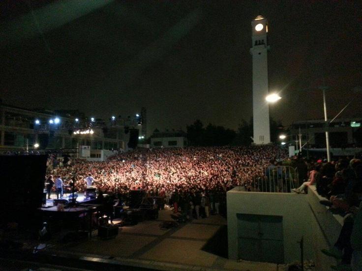 Semana mechona UdeC Noche 1 con La Tromba y Chico Trujillo