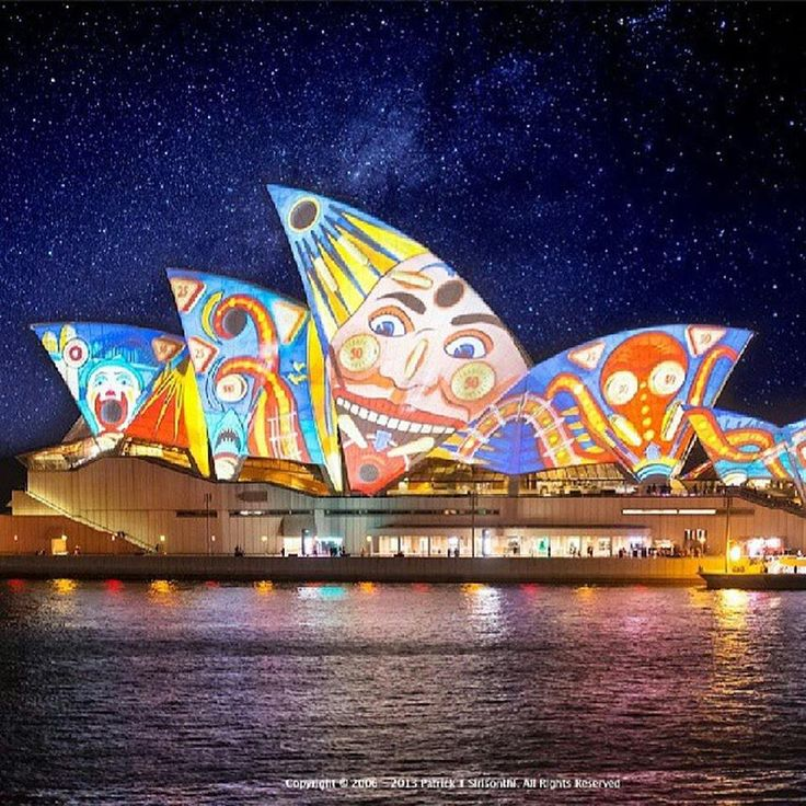 Sydney Opera House - The beautiful Opera house of #Sydney is a must see when traveling to Sydney