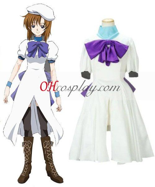 When They Cry Rena Ryuugu Cosplay Costume