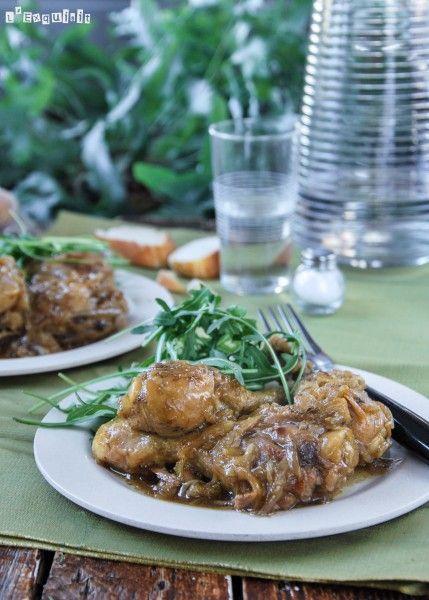 Pollo con miel y cinco especias | L'Exquisit