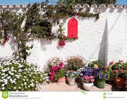 Afbeeldingsresultaat voor spaanse tuin