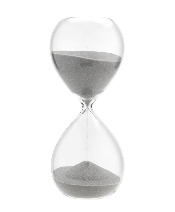 Sit back and watch the sands of time trickle through this curvaceous hourglass – it makes a surprisingly relaxing focal point. Priced at £8.