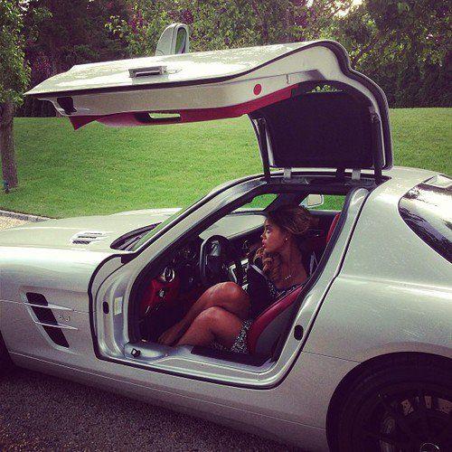luxury car <3