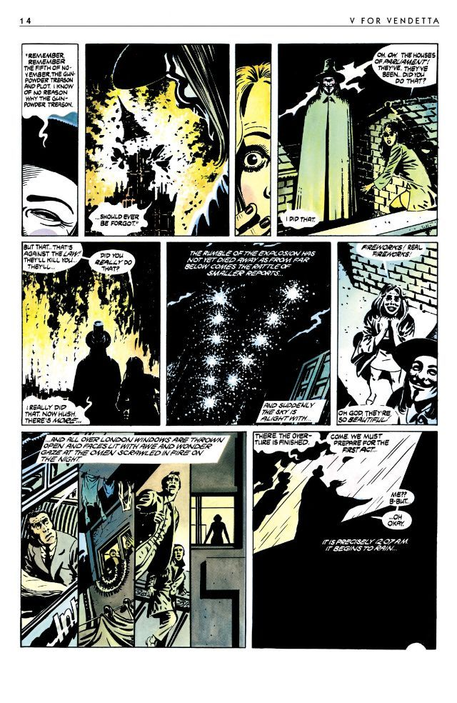 V for Vendetta - Comics by comiXology
