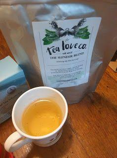 mygreatfinds: Tea Love Co. The Slender Blend Loose Tea Leaf Review