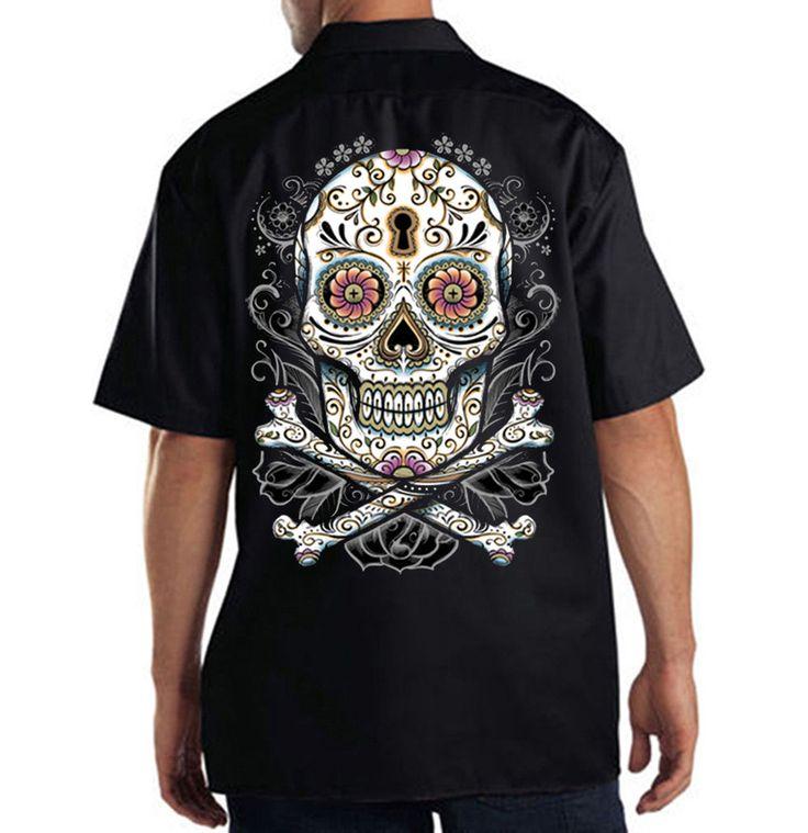 Air Max T-shirt Mécanique De Crâne