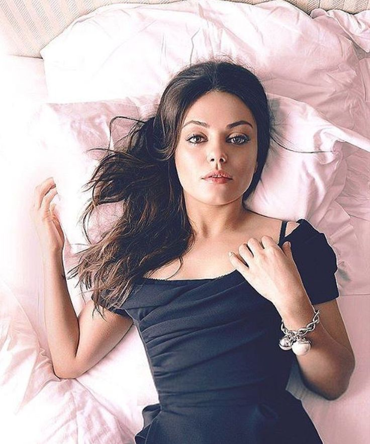 Mila Kunis A sleeping beauty! Mila photoshoot for Madame Figaro ( Paris, France / March 1, 2012 ) shared to groups 7/25/17