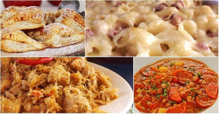 Neked is komoly dilemma, hogy mi legyen az ebéd? A Receptneked.hu minden hétköznap segít neked eldönteni, hogy mi legyen a mai menü!