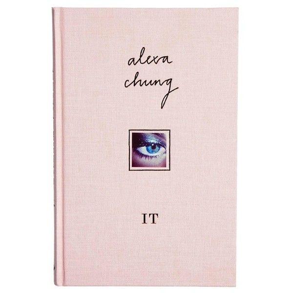 It' by Alexa Chung Book (41 CAD) ❤ liked on Polyvore featuring fillers, books, other, accessories, extras, backgrounds and magazine