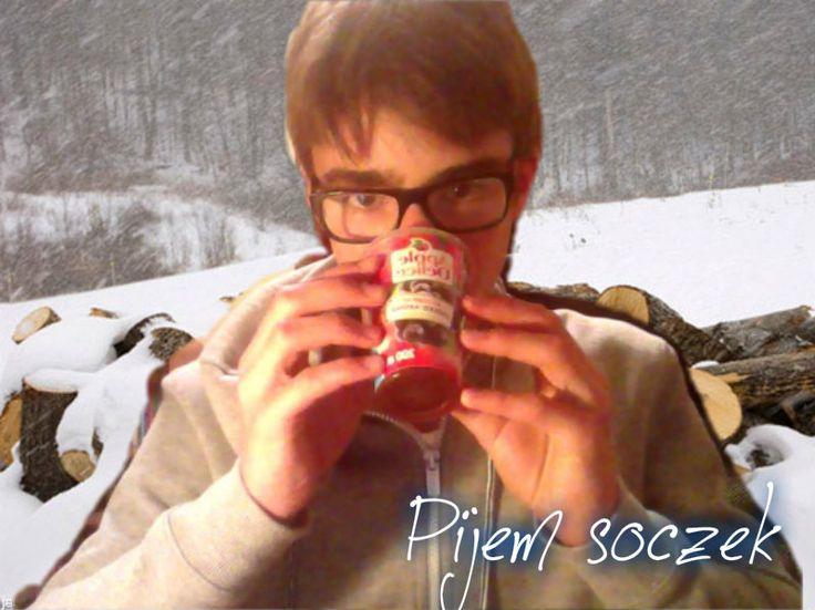 Pijem soczek