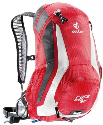 Рюкзак deuter bike race exp air black-white 2015 купить школьные рюкзаки в москве