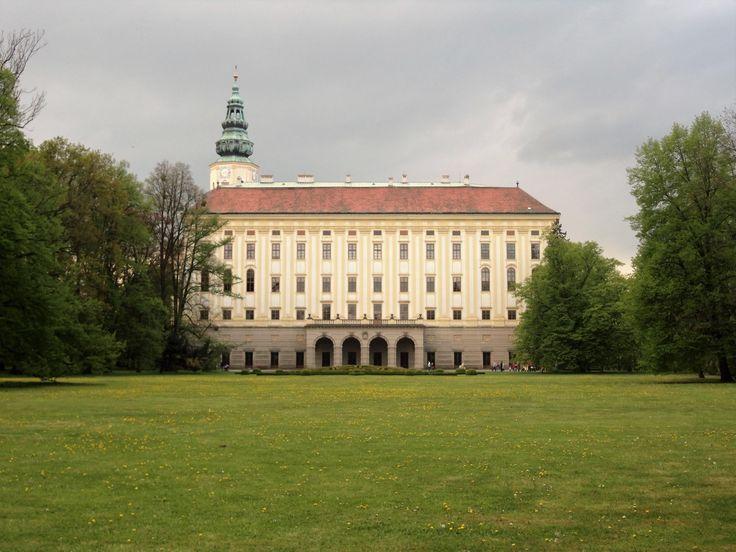 Archbishop's Chateau and Gardens - Kromeriz, Czech Republic