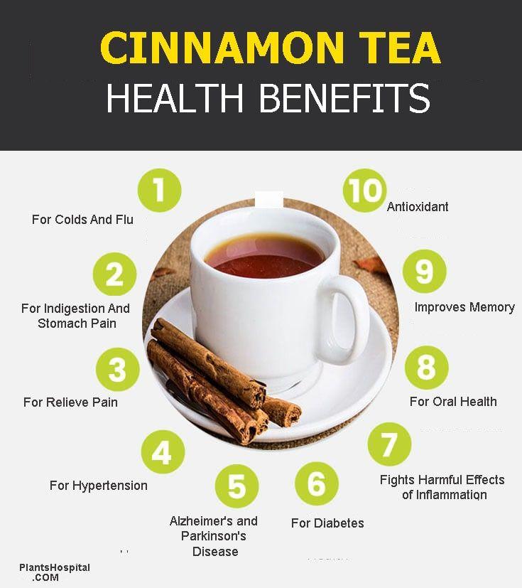 17 Health Benefits Of Cinnamon Tea 10 Strong Reasons To Drink More Cinnamon Health Benefits Tea Health Benefits Cinnamon Benefits