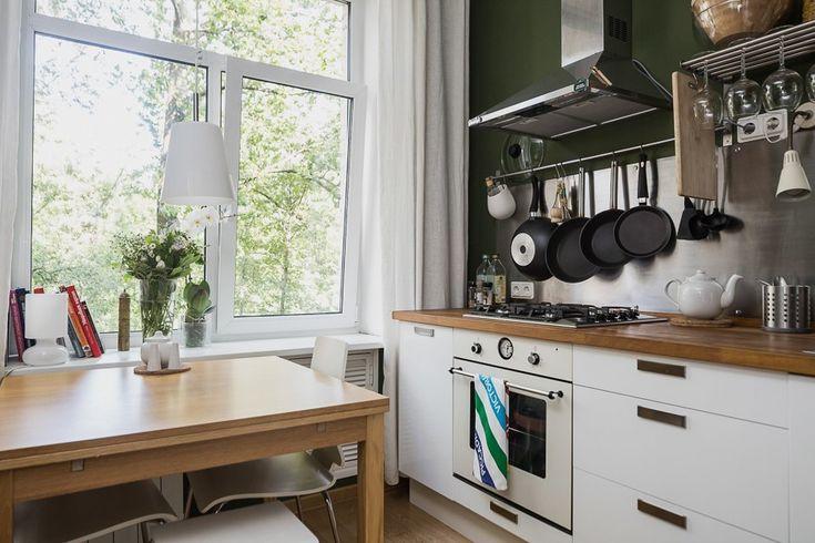 Квартира для молодой семьи вбывшей коммуналке . Изображение № 8.