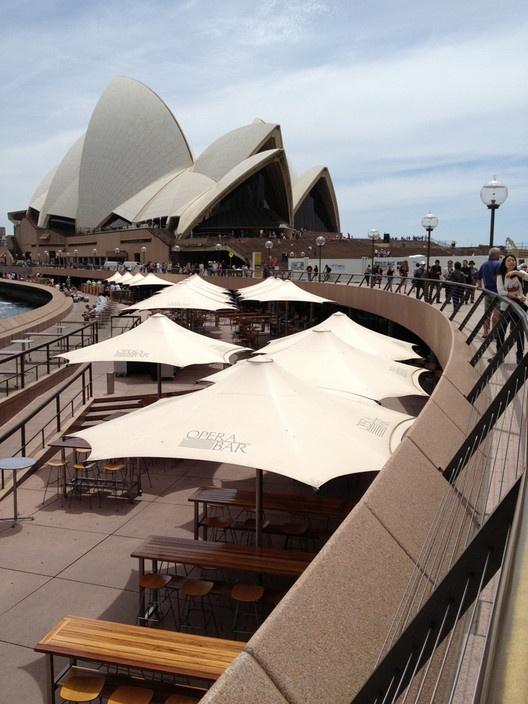 Opera Bar, Sydney NSW #australia #travel